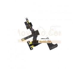 Modulo cámara frontal y Cable flex con sensor de proximidad y micrófono para iphone 5