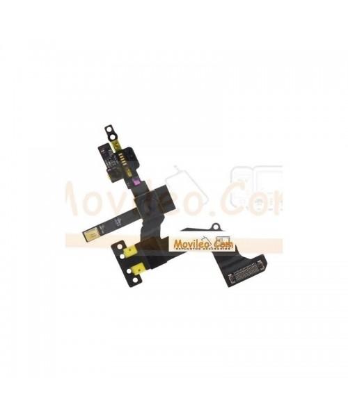 Modulo cámara frontal y Cable flex con sensor de proximidad y micrófono para iphone 5 - Imagen 1