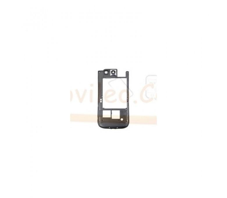Carcasa Intermedia Negra Samsung Galaxy S3 i9300 - Imagen 1