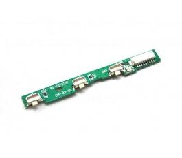 Modulo botones volumen y encendido NTech Alexis RX4DC