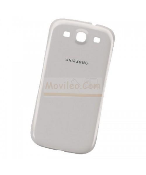 Tapa Trasera Blanca Samsung Galaxy S3 i9300 - Imagen 1