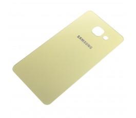 Tapa trasera Samsung Galaxy A5 2016 A510 Dorada