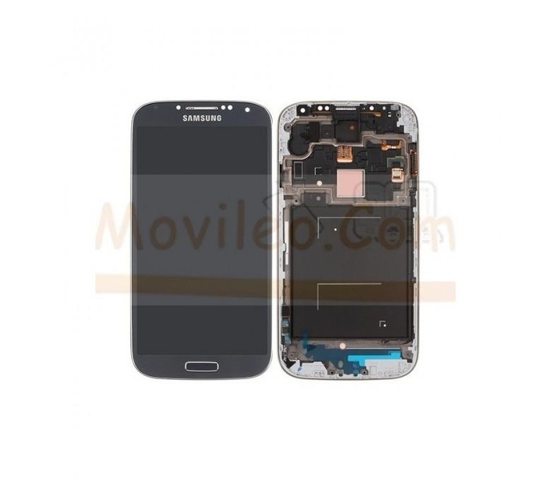 Pantalla Completa Azul Con Marco Samsung Galaxy S4 i9505 - Imagen 1