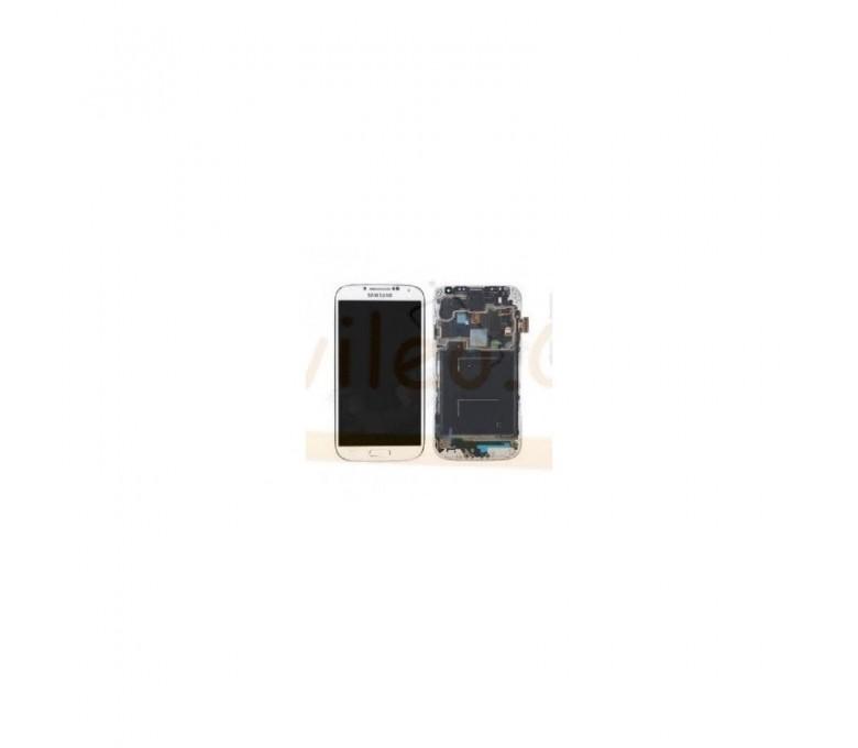 Pantalla Completa Blanca Con Marco Samsung Galaxy S4  i9500 - Imagen 1