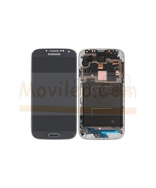 Pantalla Completa Azul Con Marco Samsung Galaxy S4  i9500 - Imagen 1
