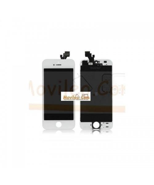 Pantalla completa blanca para iPhone 5 - Imagen 1