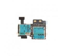 Modulo Lector Tarjeta Sim y Memoria Micro Sd para Samsung Galaxy S4 i9500 i9505