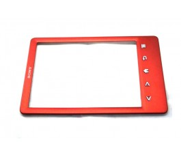 Marco pantalla Sony Digital Book Reader PRS-T3 rojo