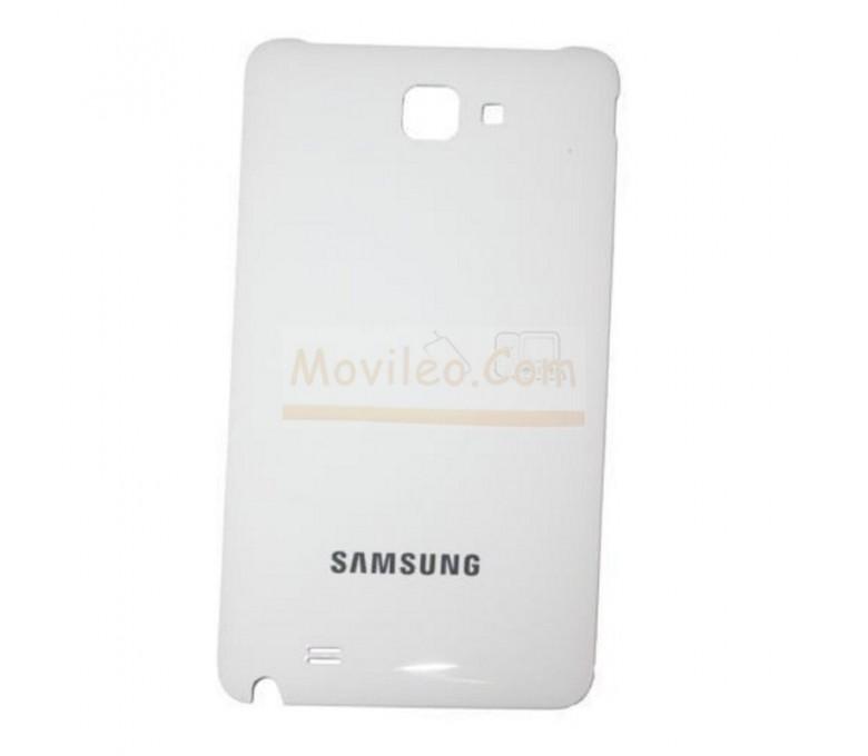 Tapa Trasera Blanca Samsung Galaxy Note , N7000, i9220 - Imagen 1