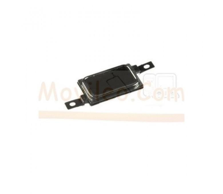 Boton Home Negro Samsung Galaxy Note, N7000, i9220 - Imagen 1