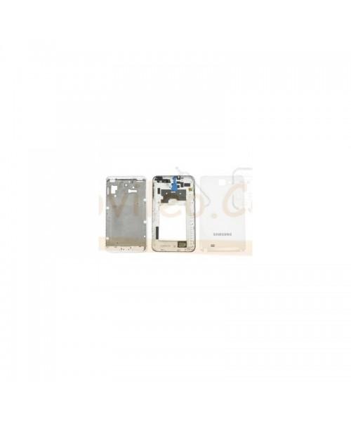 Carcasa Completa Blanca Samsung Galaxy Note n7000, i9220 - Imagen 1