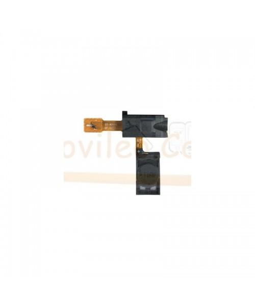 Flex Auricular y Jack para Samsung Galaxy Note , n7000, i9220 - Imagen 1