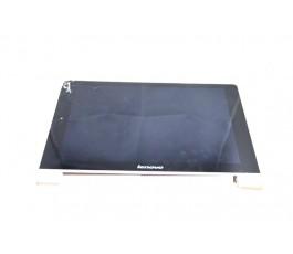 Pantalla completa con marco para reparar Lenovo Yoga 10 B8000-F 60046 60047