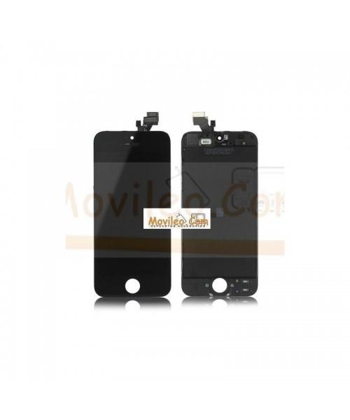 Pantalla completa negra para iPhone 5 - Imagen 1