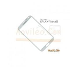 Cristal Blanco Samsung Galaxy Note 2, N7100 - Imagen 1