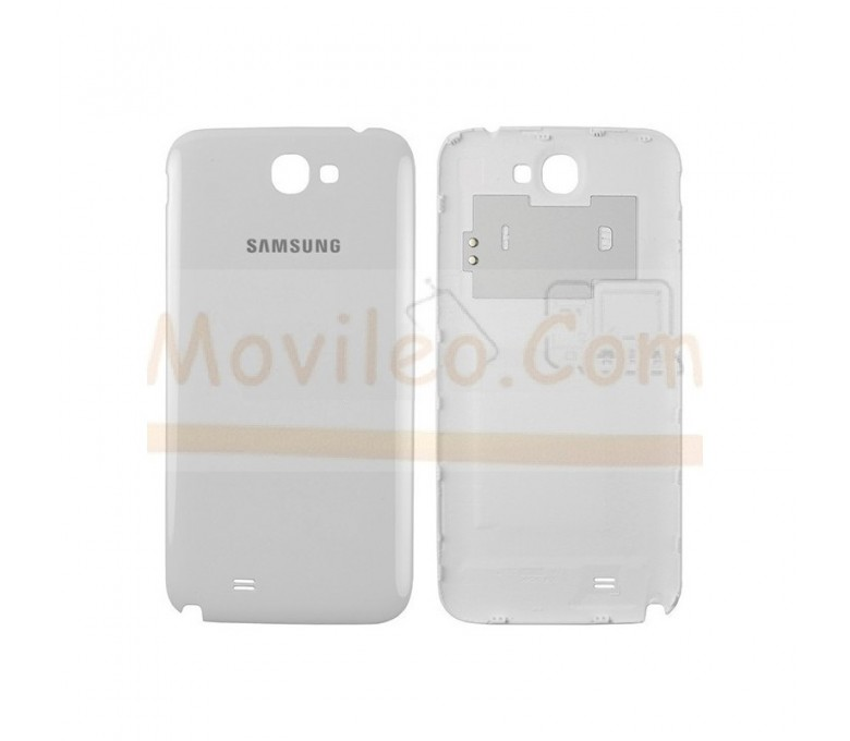 Tapa Trasera Blanca Samsung Galaxy Note 2 , n7100 - Imagen 1