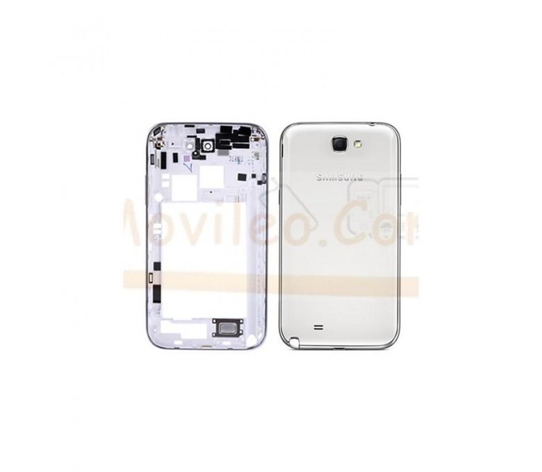Carcasa Blanca Samsung Galaxy Note 2, n7100 - Imagen 1