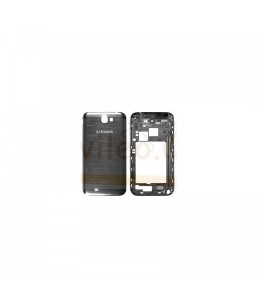 Carcasa Gris Samsung Galaxy Note 2, n7100 - Imagen 1
