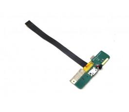 Flex conector carga y micrófono para Primux Omega 5