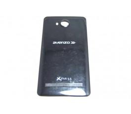 Tapa trasera para Avenzo Smartphone Xirius 5.5 AV112 negra
