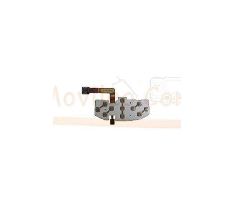 Flex Teclado y Microfono Samsung Spica i5700 - Imagen 1