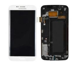 Pantalla Completa para Samsung Galaxy S6 Edge G925 Blanca - Imagen 1