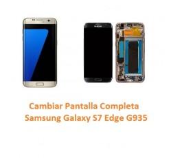 Cambiamos Pantalla Completa Samsung Galaxy S7 Edge G935