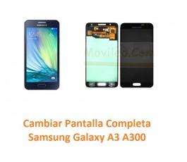 Cambiamos Pantalla Completa Samsung Galaxy A3 A300
