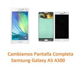 Cambiamos Pantalla Completa Samsung Galaxy A5 A500