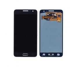Pantalla completa tactil lcd display Samsung Galaxy A3 2016 A310 Negra