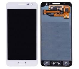 Pantalla completa tactil lcd display Samsung Galaxy A3 2016 A310 Blanca