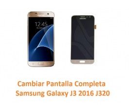 Cambiamos Pantalla Completa Samsung Galaxy J5 2016 J320