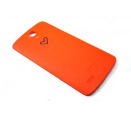Tapa trasera para Energy Sistem Phone Max roja