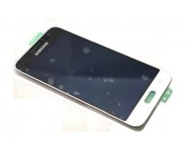 Pantalla completa táctil y lcd Samsung Galaxy J1 2016 J120 Blanca