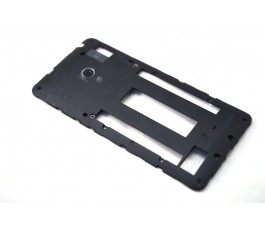 Marco intermedio para Asus Zenfone 5 501CG negro