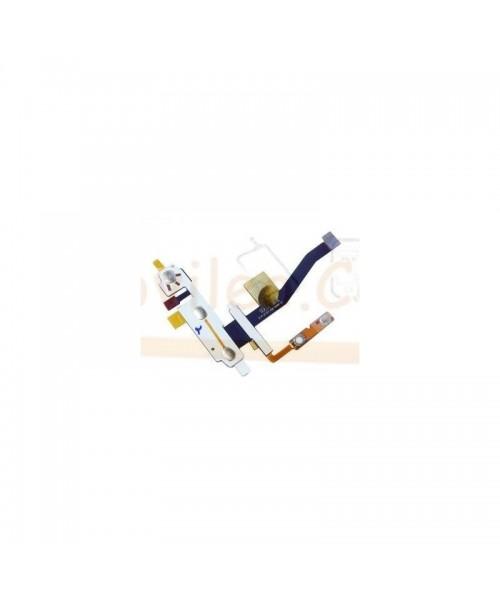 Flex Teclado Microfono y Volumen Samsung Omnia II i8000 - Imagen 1