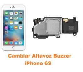 Cambiar altavoz buzzer iPhone 6s