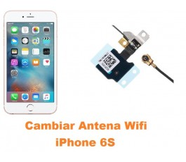 Cambiar antena wifi iPhone 6s