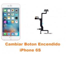 Cambiar boton encendido buzzer iPhone 6s