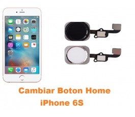 Cambiar boton home iPhone 6s