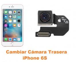 Cambiar cámara trasera bateria iPhone 6s