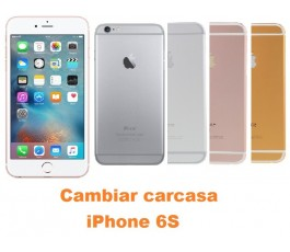 Cambiar carcasa iPhone 6s