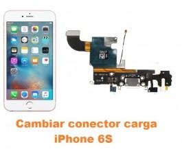 Cambiar conector carga iPhone 6s