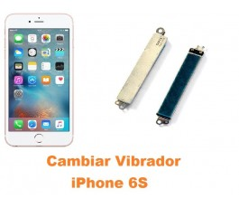 Cambiar vibrador iPhone 6s