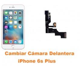 Cambiar cámara delantera iPhone 6s Plus