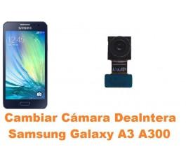 Cambiar cámara delantera Samsung Galaxy A3 A300