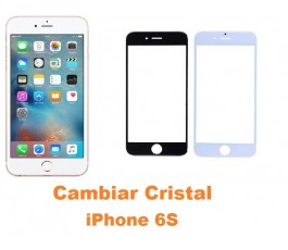 Cambiar cristal iPhone 6s