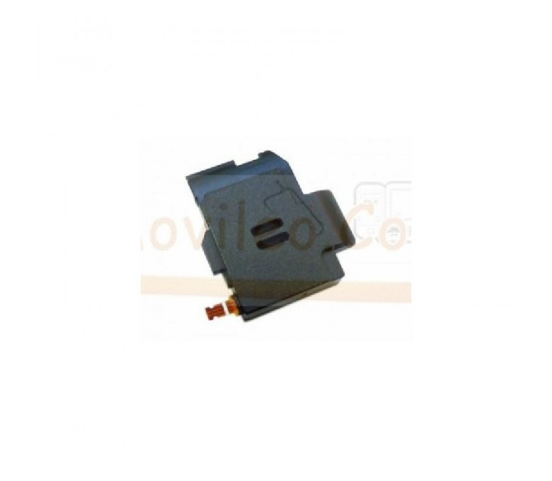 Altavoz Buzzer Negro para Samsung Galaxy S i9000 i9001 - Imagen 1