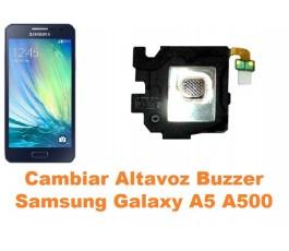 Cambiar altavoz buzzer Samsung Galaxy A5 A500