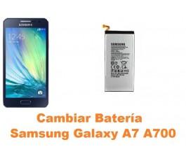 Cambiar bateria Samsung Galaxy A7 A700